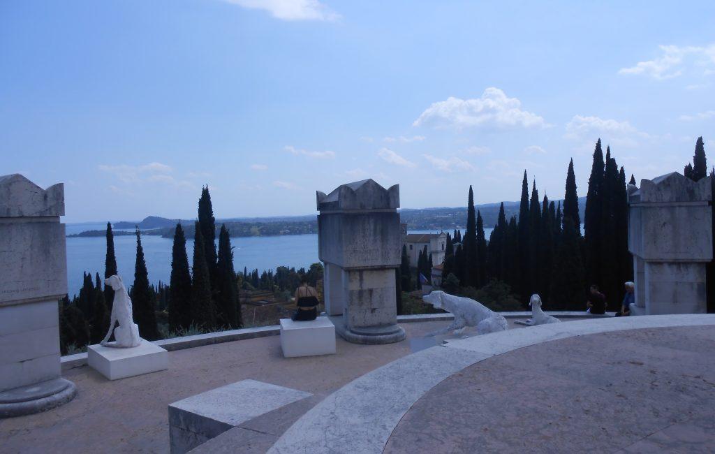 D'Annunzio und das Vittoriale