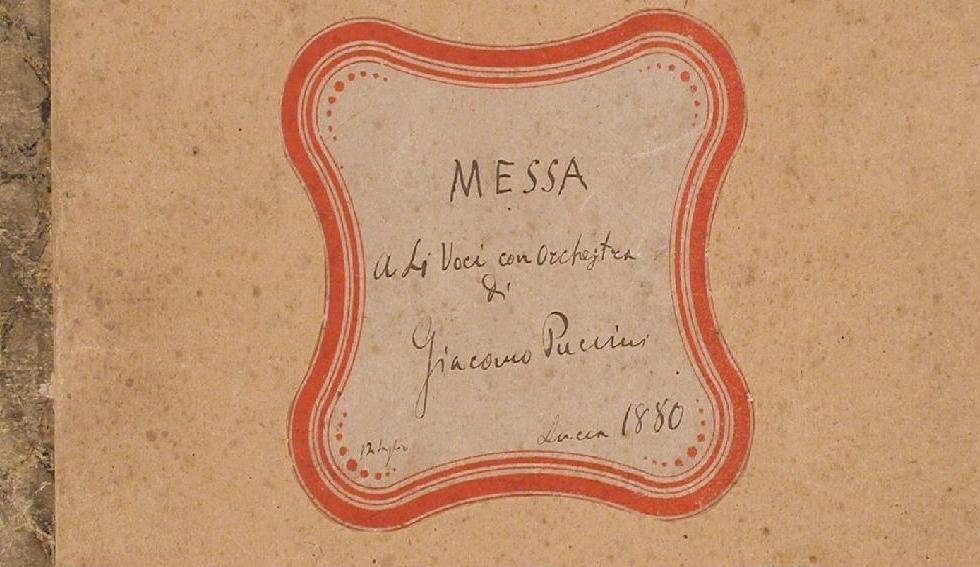 Lehrling und Meister: Giacomo Puccinis Messa di Gloria