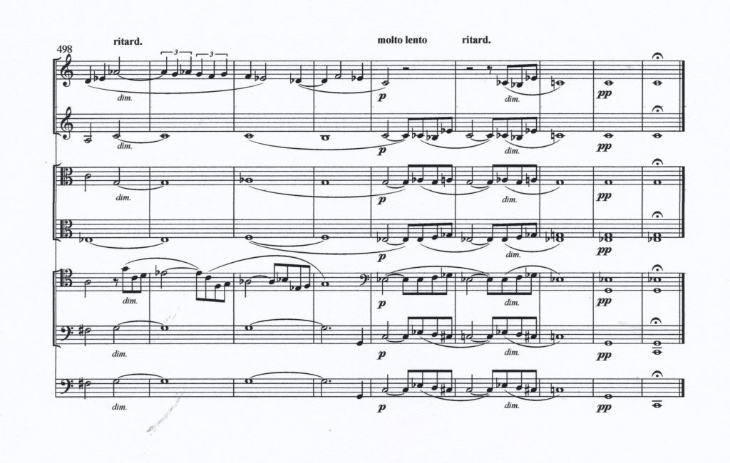Richard Strauss – Metamorphosen