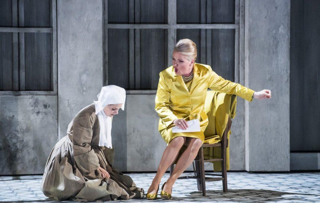 """Klösterliche Leiden und Leidenschaften – Puccinis """"Suor Angelica"""""""