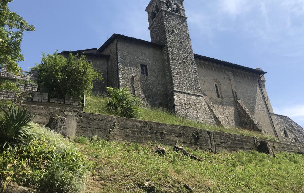 Das Heiligtum an der Front – Auf dem Monte Cas